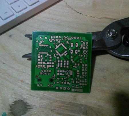 solder mask